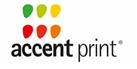 accent print
